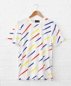 Lazy Oaf Tour de Dash T-shirt