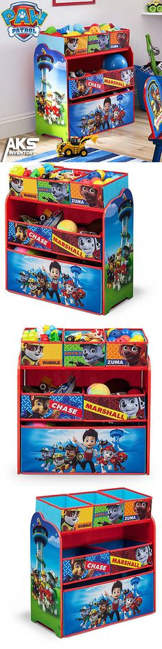 Paw Patrol Toy Organizer Bin Cubby Kids Child Storage Box: Best 25+ Toy Bin Organizer Ideas On Pinterest