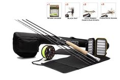Wild Water Fly Fishing Complete 5/6 Starter Package Wild Water Fly Fishing http://www.amazon.com/dp/B001IAHX6A/ref=cm_sw_r_pi_dp_HuDPub0ATDCRV