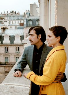 Hotel Chevalier by Wes Anderson. More images here: http://www.dazeddigital.com/the-grand-budapest-hotel-day