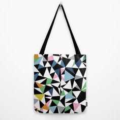 #abstract #abstraction #triangles #geometric #black #white #colour #color #projectm #project #emeline