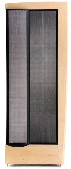 Martin Logan CLX Art Electrostatic Speakers, only about $25,000.  Great value...