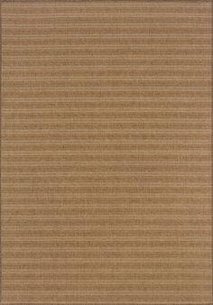 Karavia 001X Tan/ Light Tan Rug