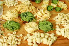 Homemade Pasta Recipes by our Italian Grandmas!