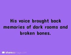 Writing Prompt -- His voice brought back memories of dark rooms and broken bones. Book Writing Tips, Creative Writing Prompts, Writing Quotes, Writing Help, Writing Ideas, Picture Writing Prompts, Comics Sketch, Dialogue Prompts, Book Prompts