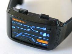 Crazy Watch, it's called Tokyo Flash!