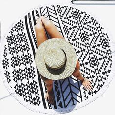 sun drenched days with the aztec #theoriginalroundie #thebeachpeople via @mrs_nat_c