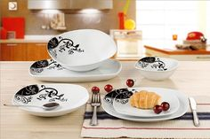 beautiful and original dinnerware sets for your kitchen-8