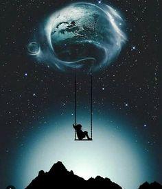 Mirada de mujer #MDM   Dreaming of a new world