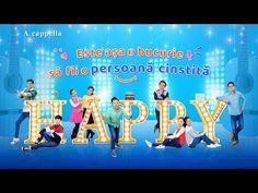 """Imn de slavă """"Este așa o bucurie să fii o persoană cinstită"""" (A Cappella) Mv Video, Family Guy, Neon Signs, Joy, Persona, Movies, Movie Posters, Fictional Characters, Itunes"""