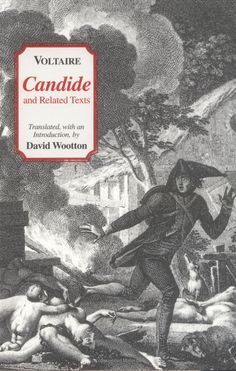 Candide (or Optimism) by Voltaire