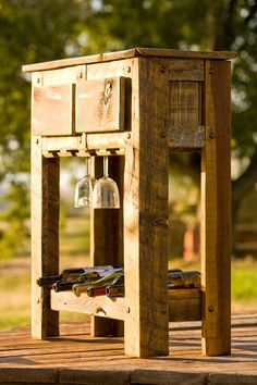 make wine rack
