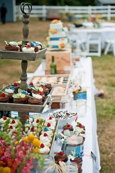 buffet---looks like wedding time