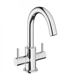 Mike Pro Basin Monobloc in Basin Taps & Mixers | Luxury bathrooms, bathroom design ideas, designer bathrooms