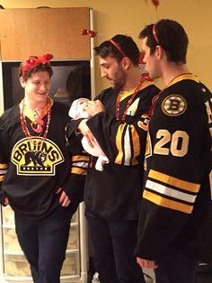 Torey Krug, Patrice Bergeron, and Daniel Paille Boston Bruins......awwwwwwwwwww