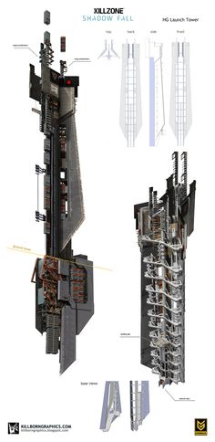 Concept Art   Killzone Shadow Fall - Art Of The Game