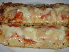 La Pozione Segreta: Crêpes alla pizzaiola  http://lapozionesegreta.blogspot.com/2014/02/crepes-alla-pizzaiola.html