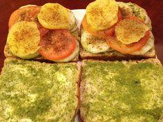 A chatpati street food recipe. Bombay sandwich. #lunchbox #recipes
