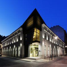 Budapest Music Center / Art1st Design Studio