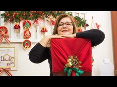 Como hacer tus cubresillas del comedor: sin coser, lindo, fácil y rápido,/Merry Christmas - YouTube Christmas Tablescapes, Christmas Tree Decorations, Christmas Wreaths, Xmas, Christmas Ideas, Diy Wreath, Pastel, Make It Yourself, Crochet