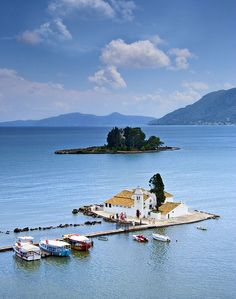 11 Beautiful Places You Need To See In Corfu, Greece The Places Youll Go, Great Places, Places To See, Beautiful Places, Wonderful Places, Patras, Positano, Amalfi, Corfu Town