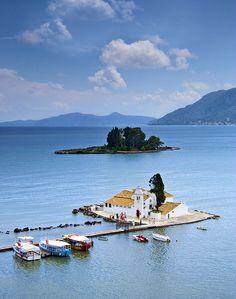 Achilleion Palace & Corfu Town