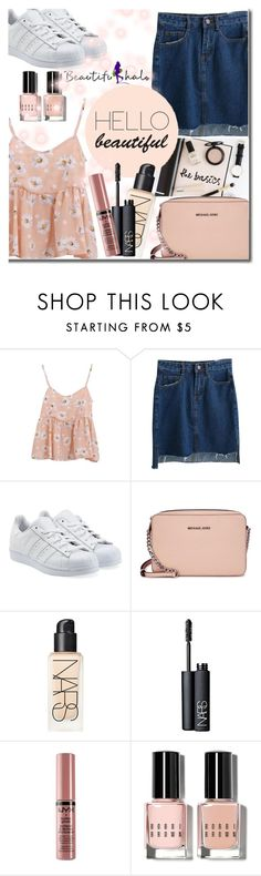 """Beautifulhalo III/23"" by ana-a-m on Polyvore featuring  #bhalo #beautifulhalo #fashion #michaelkors #h&m #outfit #dress #boots #jacket #denim #pants #jeans #sweater #sneakers #adidas #converse #prada #coat #bag #velvet #beanie #ugg #kimono #Chanel #GianvitoRossi #vintage #women's #clothing #fashion #women #female #woman #misses #Romper #Originals"