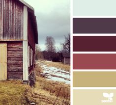 scandinavian hues