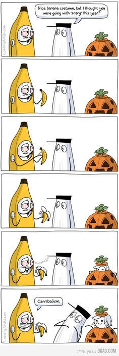 cannibalism costume