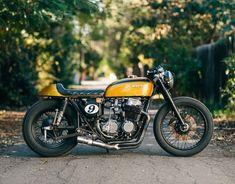 eBay: 1970 Honda CB 1970 HONDA CB750 CAFE RACER SCRAMBLER CLASSIC VINTAGE BOBBER MOTORCYCLE 750 550 #motorcycles #biker
