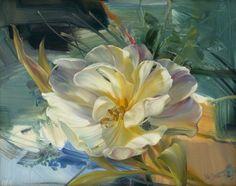 WhatisaTulip500h - Flower Paintings by Vie Dunn-Harr <3 <3