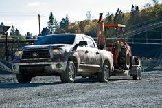 It's Toyota Truck Month! Work hard. Play harder. Let's Go Places! Sales@lostpinestoyota.com