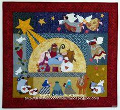 De todo un poco con mis manos: Patchwork: Mis Quilts