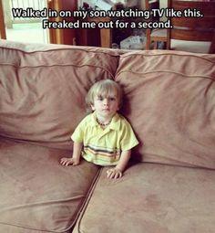 Kids Can Be Weird Sometimes @simonpickens