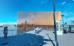 Tra storia e realtà, la vecchia Londra è nel dipinto