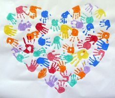 La main sur le coeur… - 1, 2, 3, dans ma classe à moi...