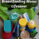 Car Snack Bag: A Must for Breastfeeding Moms