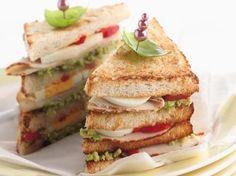 Recepten - Clubsandwich