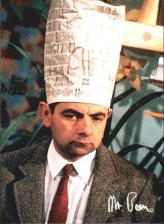 Mr Bean, Bean The Movie, Rowan, Excited Face, Johnny English, Blackadder, Film Movie, Comedians, Beans