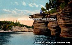 Hawk's Bill Postcards from the Dr by geekdetails on Etsy, $6.00