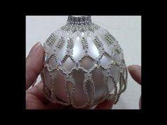 Herringbone Ornament Cover Part 1 of 2 - YouTube