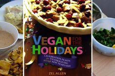 Book Review: Vegan for the Holidays