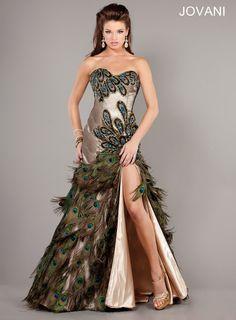 @Natasha Clifford Jovani 2982 and if you need more peacocks...