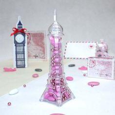 Id es de d co pour mariage th me paris pour aout 2012 mariage et paris - Deco mariage theme paris ...