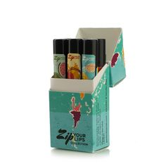 POSH ZIP YOUR LIPS SET OF 6 - LB3337  Make your lips extra smoochable with all six of our buttery, pampering balms.