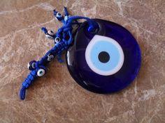 Lucky Evil Eye Nazar Boncuk Turkish / Greek by Istanbulpeshtemal, $7.00