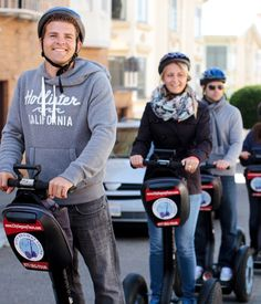 Things to Do in San Francisco | San Francisco Tours | Segway City Tours