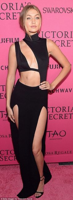 #Gigi Hadid @ #Victoria's Secret After Party