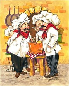 Soup Chefs (Jerianne Van Dijk)