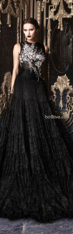 Rami Kadi Couture Fall 2012 - 2013